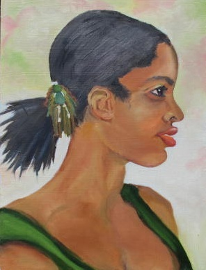 Portrait of Anna, by Sherry Joiner