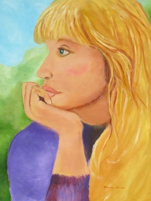 Just Thinking by Sherry Joiner