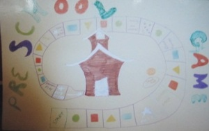 My creation: A Preschool Game