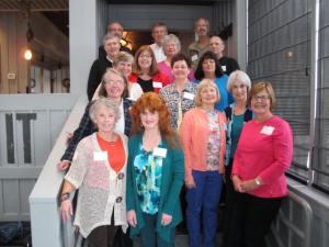 Roseburg High'sClass reunion luncheon 2013