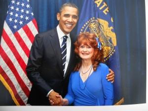 Barack&me