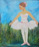 Christina the Ballerina by Sherry Joiner