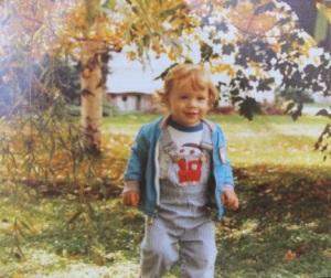 My nephew Josh