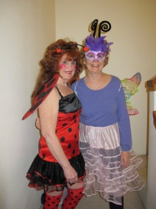 Halloween Me, Lady bug, Diana, butterfly