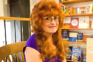 My AuthorTalk at Bloomsbury