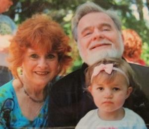 Grandpa Joe, Grandma Sherry, Kayla
