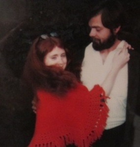 Joe and Me 37 years ago