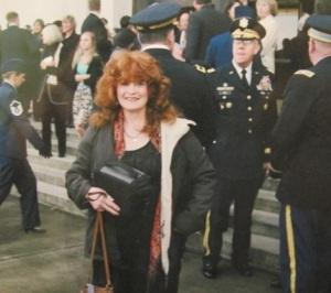 Me At Salem's State Capitol Building