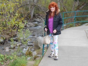 Me at Lithia Park