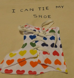 I Can Tie My Shoe- Phoebe's Book