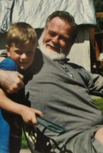 Joe and Grandson Jacob
