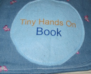 'Tiny Hands On Book'