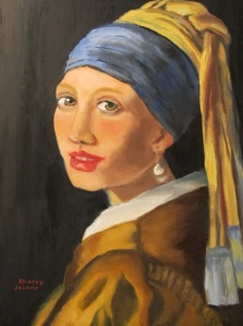 Copy of 'Girl With the Pearl Earring'