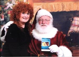 Sherry and Santa