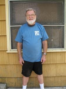 Joe T-Shirt Front