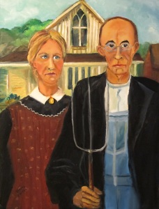 'Return to 'American Gothic'