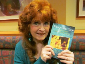 Me and my book, Sherry Goes Sane