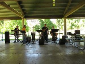 Chris Johnson's Band
