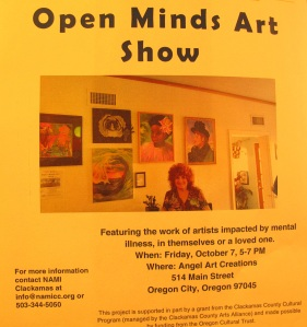 Open Minds Art Show