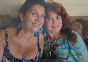 Cousin Myrna and Me