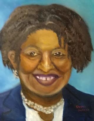 Stacy Portrait